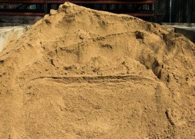 Torpedo Sand Aggregate